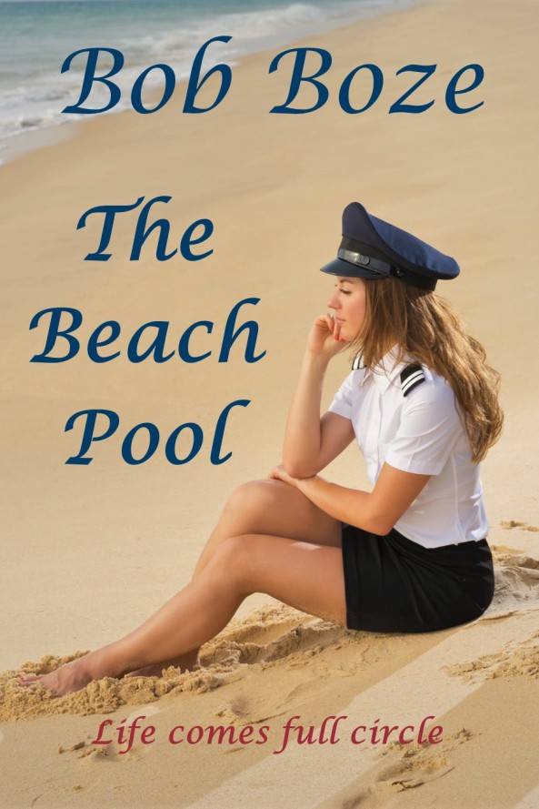The Beach Pool Cover ebook Ver 2